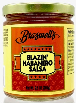 Blazin Habanero Salsa