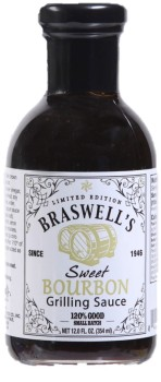 Sweet Bourbon Grilling Sauce ( Limited Supply )