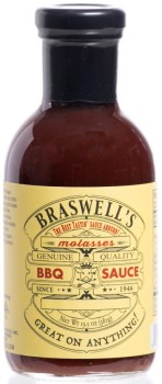Sweet Molasses BBQ Sauce