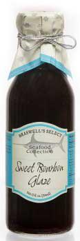 Sweet Bourbon Seafood Glaze