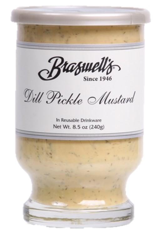 Dill Pickle Mustard