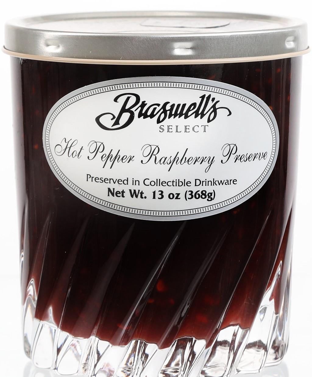Braswell's Select Hot Raspberry Preserve