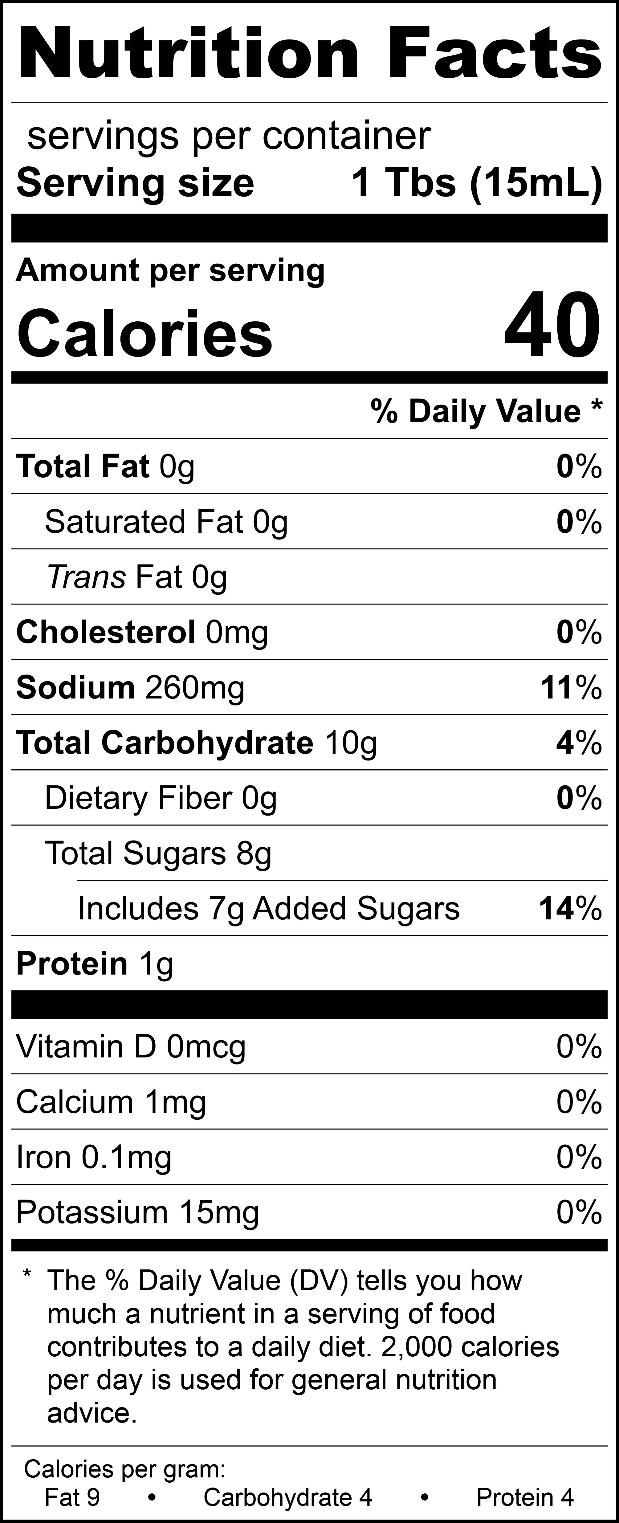 31 teriyaki sauce nutrition label  best labels ideas 2020