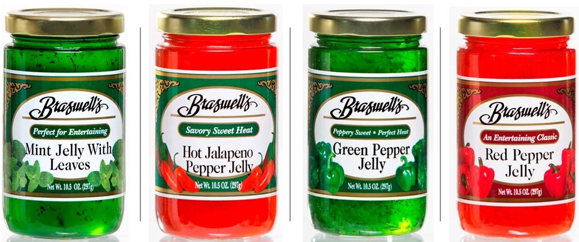 4 Flavor Pepper Jelly Gift Set