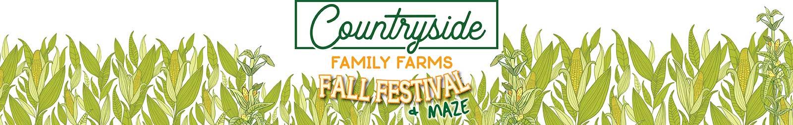 Countryside Family Farms Fall Festival & Maze