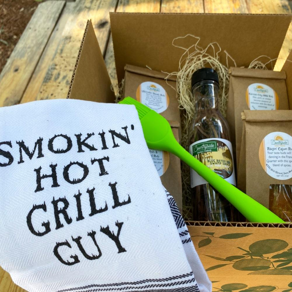 All Seasons BBQ Gift Box
