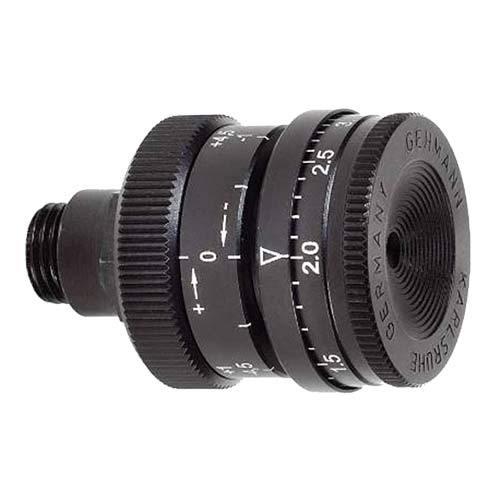 Gehmann 530 Rear Iris/aperture Diop  .5-3.0mm
