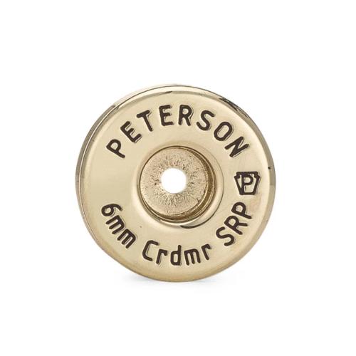 Peterson Brass 6mm Creedmoor Small Primer