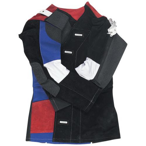 Anschutz Canvas/Leather Shooting Coat