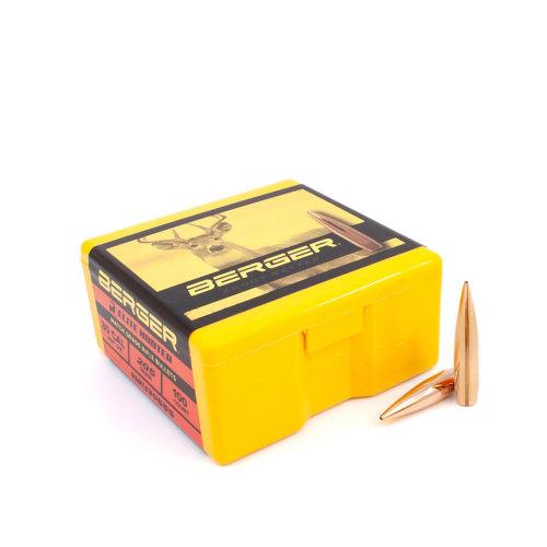Berger 30 Cal 205 Gr Elite Hunter Bullet
