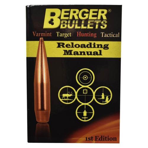 Berger Bullets Reloading Data Manual