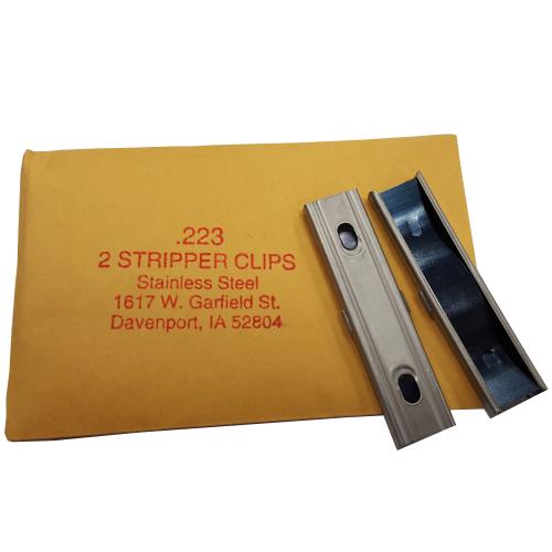 Match Rifle Stripper Clips (.223)