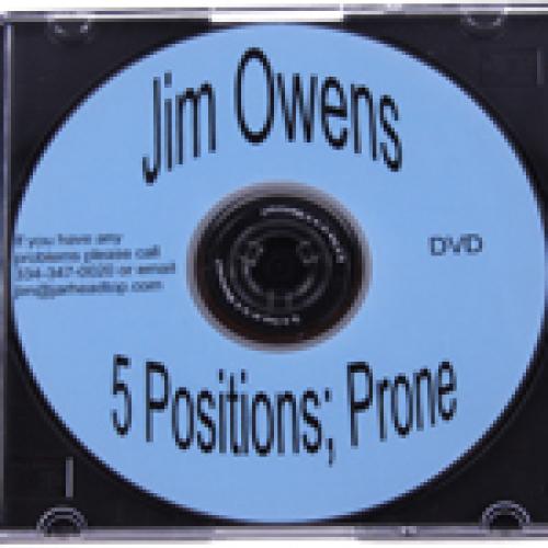5 Positions; Prone w/ Jim Owens