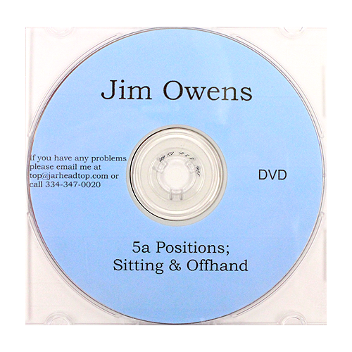 Positions; Sitting & Offhand w/ Jim Owens