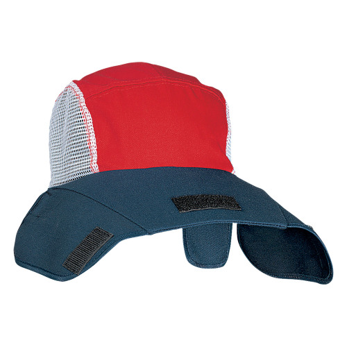 Deluxe Shooting Hat Red White Blue