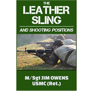 Jim Owens Leather Sling & Shooting Positions - Ebook on CD