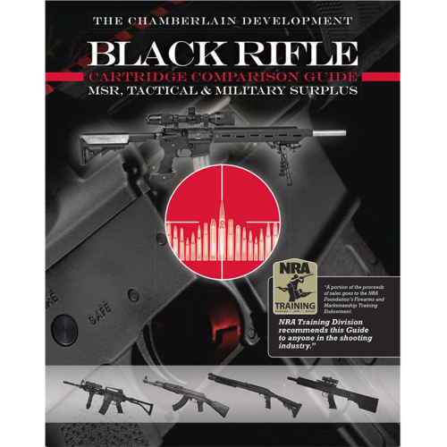 Black Rifle Cartridge Comparison Guide