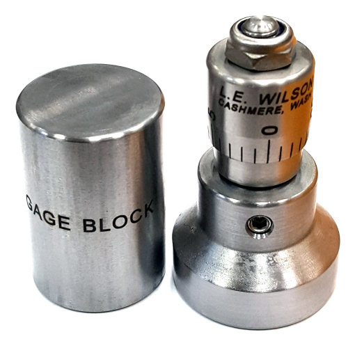 Wilson Case Gage Depth Micrometer