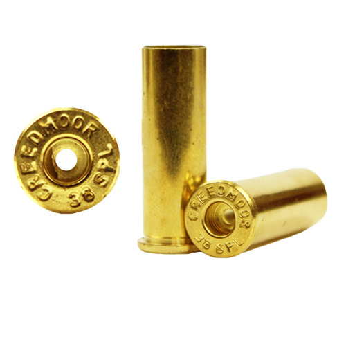 Starline 38 Special Creedmoor Stamped Brass 500 Ct