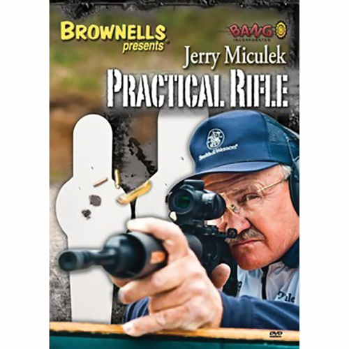 Jerry Miculek's Practical Rifle
