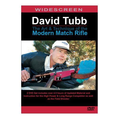 David Tubb: The Art & Technique of the Modern Match Rifle