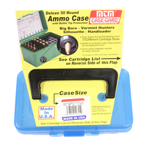 MTM Handled 50 rd. .308 Medium Case
