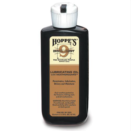 Hoppe's Bench Rest Lubricating Oil  2.25 OZ