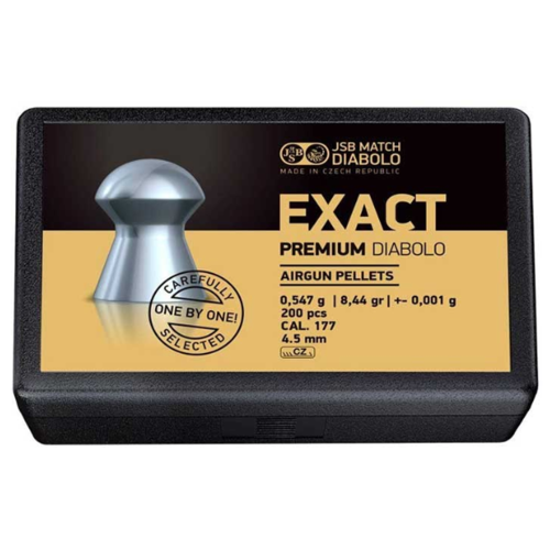JSB Premium Match Pellets 8.44 Grains 4.5mm