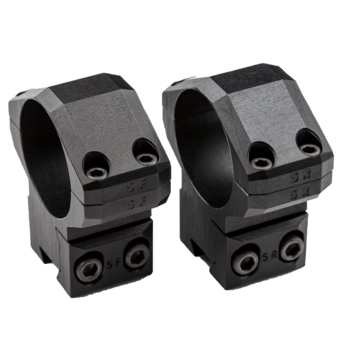 Kelbly's 34mm Dovetail Rimfire Standard Anodize Scope Rings