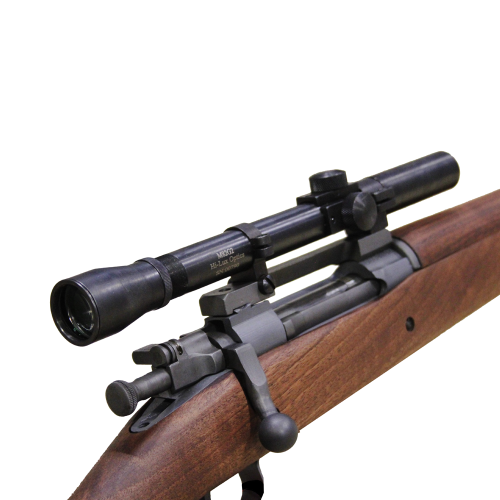 Hi-Lux M-82 Replica Riflescope & Mounting System