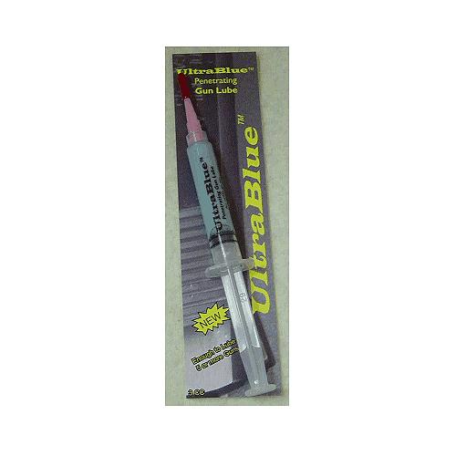 Ultrablue Gun Lube Syringe