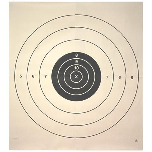Mr 500 Yd Target (2 Pc)
