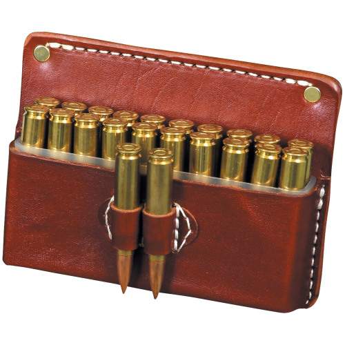 .308 .30-06 Leather 20 Rd Boxholder