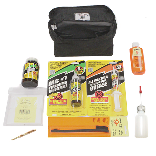 Cleaning Supply Kit .223 Cal
