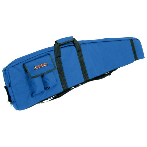 "M16/AR15 Rifle Case 41"" (Blue)"