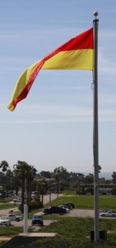 NRA Regulation Wind Flag