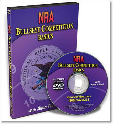 NRA Bullseye Competition Basics