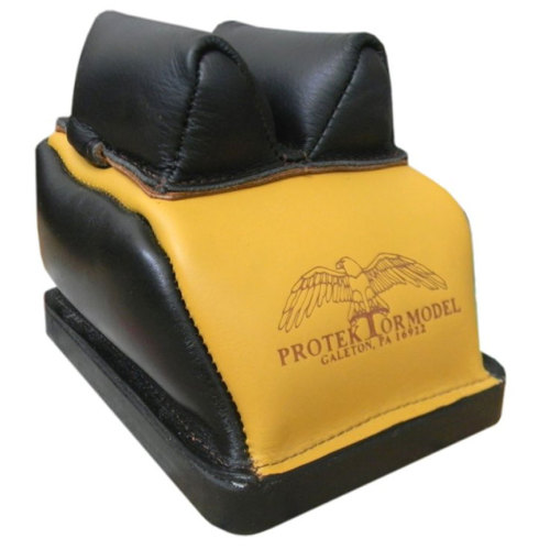 Protektor Deluxe Rear Bag Bumble-Bee Bunny Ear Leather