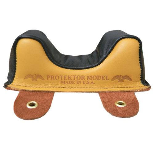 Protektor Medium Owl Ear Front Bag Bumble-Bee Leather
