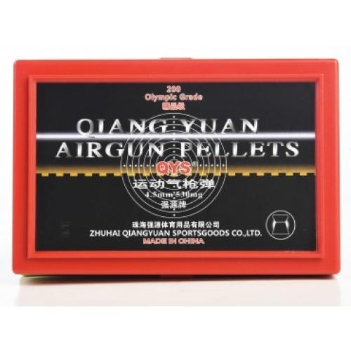 Qiang Yuan Olympic Pellets 53 Gr 4.50mm .177
