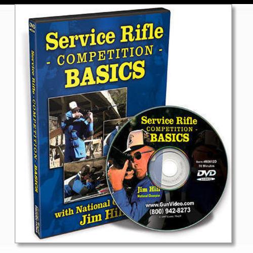 Service Rifle Competition Basics