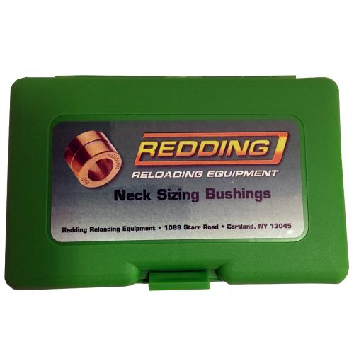 Redding Bushing Storage Box