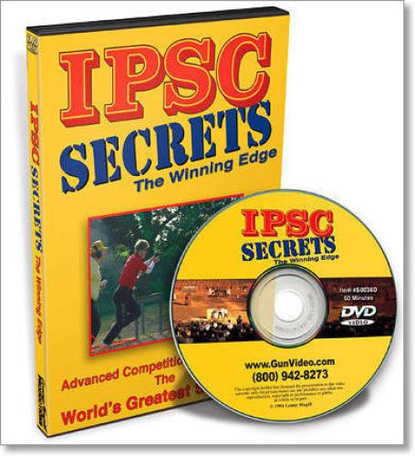 IPSC Secrets; The Winning Edge