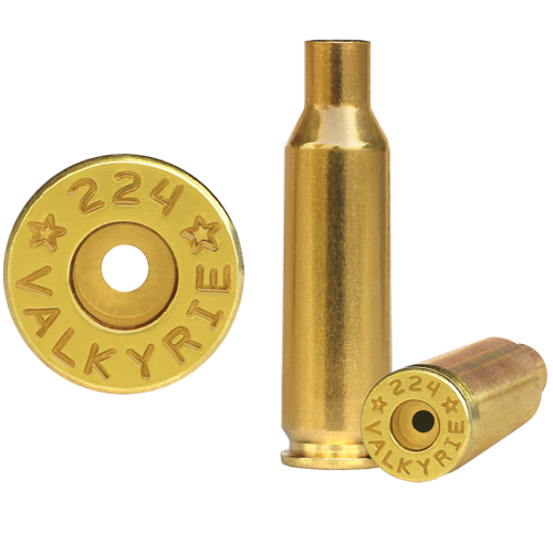 Starline 224 Valkyrie Brass Cases