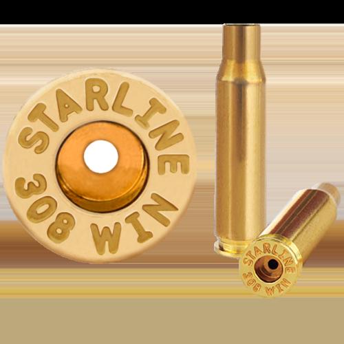 Starline 308 Win Brass Cases