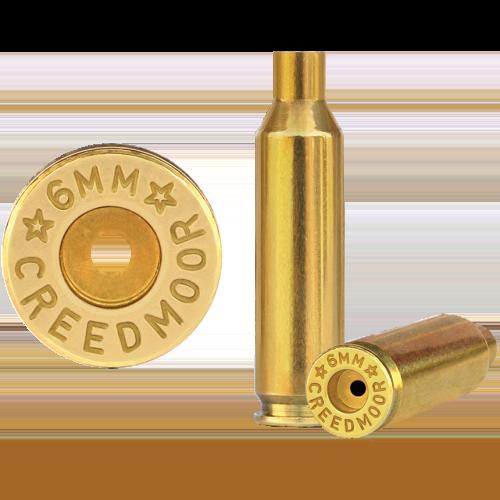 Starline 6mm Creedmoor Large Pocket Brass Cases