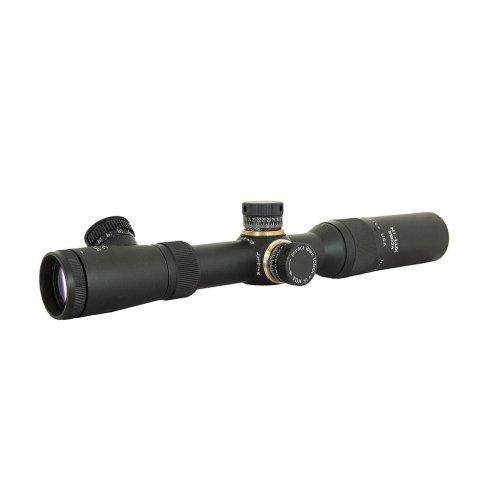 Hi-Lux XTC Service Rifle Scope 1-4x34mm