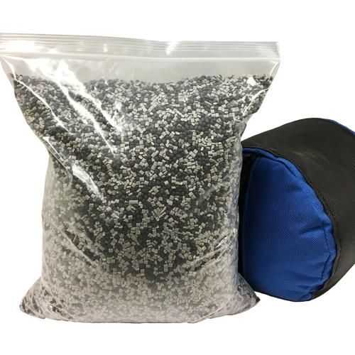 Plastic Pellets For Kneeling Roll
