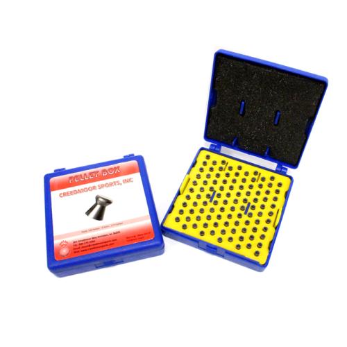 Blue Creedmoor Pellet Box