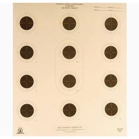 10 Meter Air Rifle Target